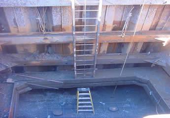 alpha construction bulkheads cofferdams. Black Bedroom Furniture Sets. Home Design Ideas