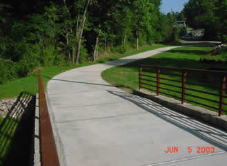 Athens Greenway Trail